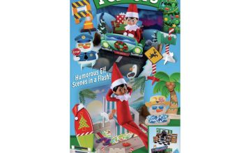 The Elf on the Shelf Insta-Moment Pop-Ups