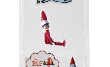 Worlds Smallest Elf on the Shelf