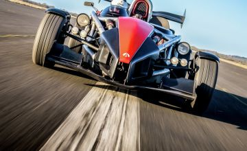 Ariel Atom Thrill and High Speed Ride Gift Experience