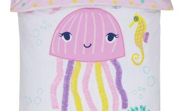 Argos Home Jellyfish Bedding Set