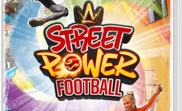 Street Power Football Nintendo Switch Game