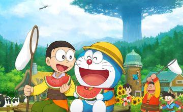 Doraemon: Story of Seasons Nintendo Switch Game