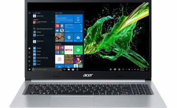 Acer Aspire 5 15.6in i5 8GB 1TB SSD FHD MX250 Laptop - Black