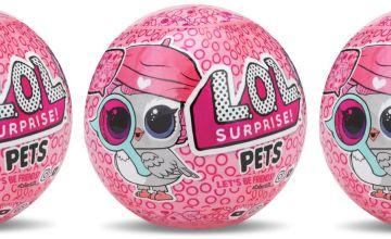 LOL Surprise Pets - 3 Pack