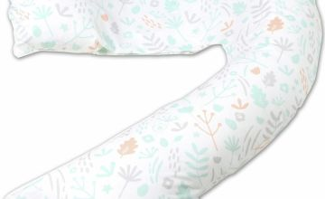 Dreamgenii Pregnancy Support and Baby Nursing Pillow