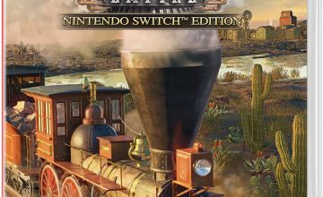 Railway Empire Nintendo Switch Game
