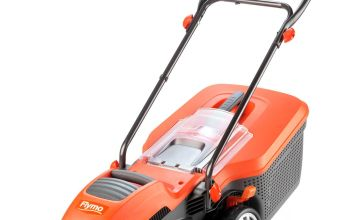 Flymo Speedi-Mo 36cm Electric Lawnmower - 1500W