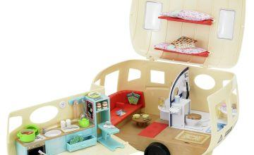 Sylvanian Families Caravan Playset