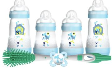 MAM Easy Start Anti-Colic Bottles - Blue