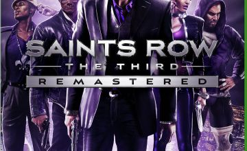 Saints Row: The Third Remastered Xbox One Game