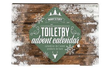 Technic ManStuff 24 Day Toiletry Advent Calendar