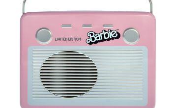 Limited Edition Barbie Radio Gift Set
