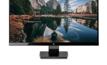 HP 27w 27inch FHD IPS Monitor