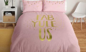 Argos Home Fabyuleus Bedding Set