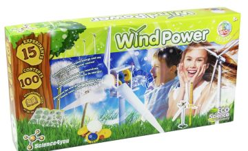 Science4you Eco Science Wind Power