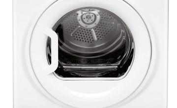 Hotpoint TVFS73BGP.9 7KG Vented Tumble Dryer - White