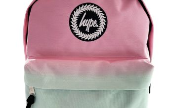 Hype Bubblegum Fizz 12L Backpack - Blue and Pink