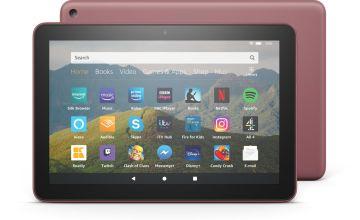 Amazon Fire HD 8 Inch 32GB Tablet - Plum
