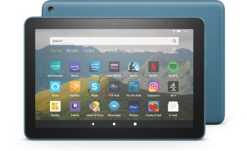 Amazon Fire HD 8 Inch 64GB Tablet - Twilight Blue
