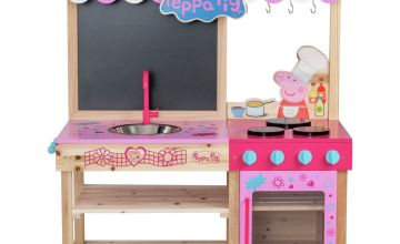 Peppa Pig Mud Kitchen