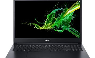 Acer Aspire 3 15.6in Celeron 8GB 1TB Laptop - Black
