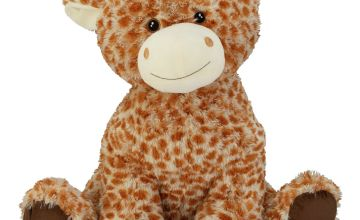 26inch Safari Giraffe Soft Toy
