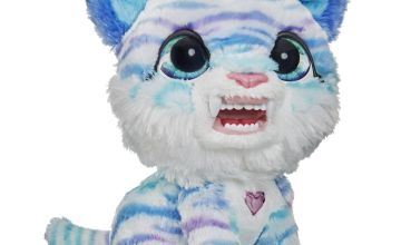 furReal North the Sabretooth Kitty Interactive Pet Toy