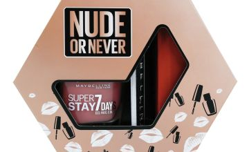 Maybelline Nude Or Never Nail Polish Gift Set
