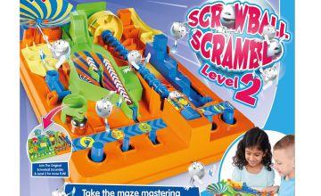 Tomy Screwball Scramble 2 Game