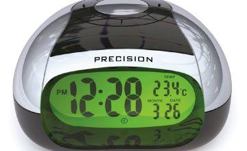 Precisions Speaking Alarm Clock