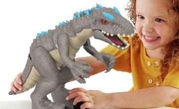 Imaginext Jurassic World Thrashing Indominus Rex Dinosaur