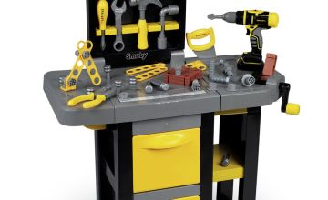 Smoby Toy Stanley Workbench