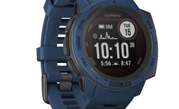 Garmin Instinct Solar GPS Smart Watch