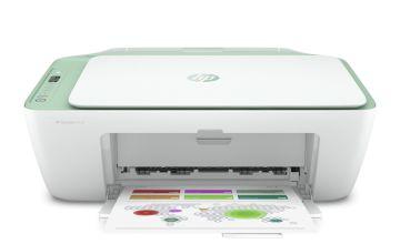 HP Deskjet 2722 Wireless Printer & 4 Months Instant Ink