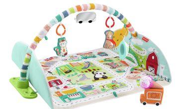 Fisher-Price Activity City Baby Gym to Jumbo Playmat