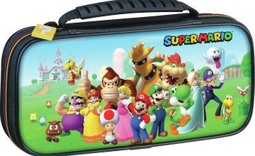 RDS Nintendo Switch Super Mario Deluxe Travel Case