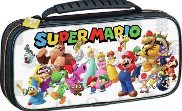 RDS Nintendo Switch Lite Deluxe Travel Case - Super Mario