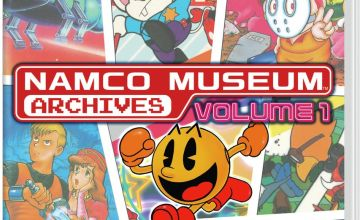 Namco Museum Archives: Vol 1 Nintendo Switch Game