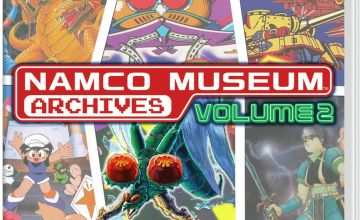 Namco Museum Archives: Vol 2 Nintendo Switch Game
