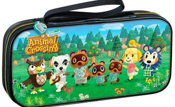 Nintendo Switch & Switch Lite Animal Crossing Pouch Case