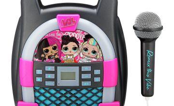 LOL Surprise Remix Karaoke Machine