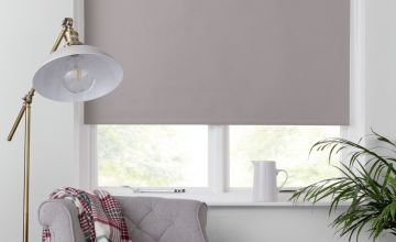 Argos Home Blackout Insulating Roller Blind - Taupe