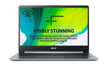 Acer Swift 3 14in i5 8GB 512GB FHD Laptop - Iron