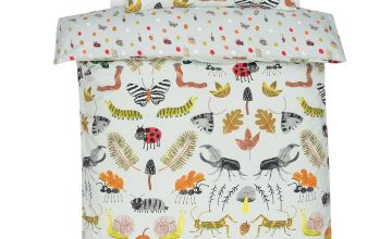 Argos Home Insect Bedding Set