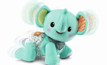 VTech Crawl with me Elephant Activity Toy