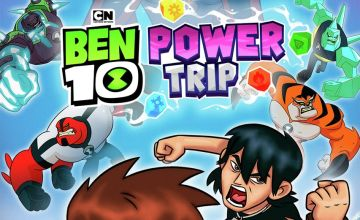 Ben 10: Power Trip Nintendo Switch Game