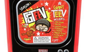 FGTeeV Giant Mystery TeeV