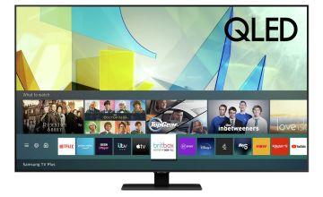 Samsung 85 Inch QE85Q80TATXXU Smart 4K UHD QLED TV