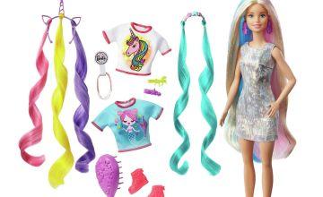 Barbie Fantasy Hair Blonde Barbie
