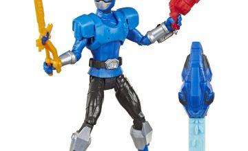 Power Rangers Beast Morphers Beast-X Blue Ranger